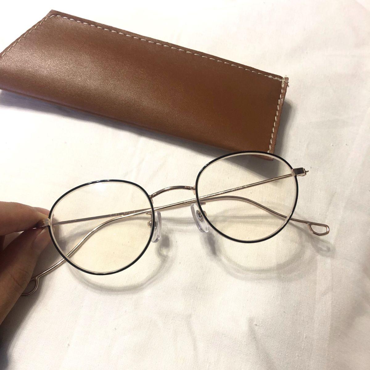 """こんなにかわいい「ブルーライトカットメガネ」知らなかった!被らずにおしゃれに決まるブランド""""Ciqi""""をご紹介"""