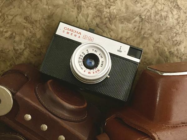 ロシア製の人気トイカメラ「SMENA 8M」を手にするチャンス♡旅先や近場の景色をレトロに撮影してみない?