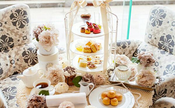 至福のショコラを年末のご褒美に♩ラ・スイート神戸ハーバーランドの「ショコラアフタヌーンティー」がステキ♡