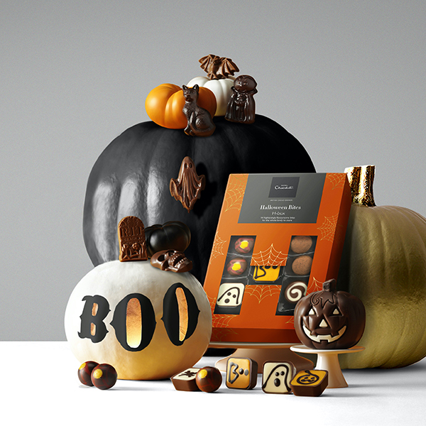 カカオホイップたっぷりのホットショコラも!「ホテルショコラ」のハロウィンはチョコ好きさん必見の予感♡