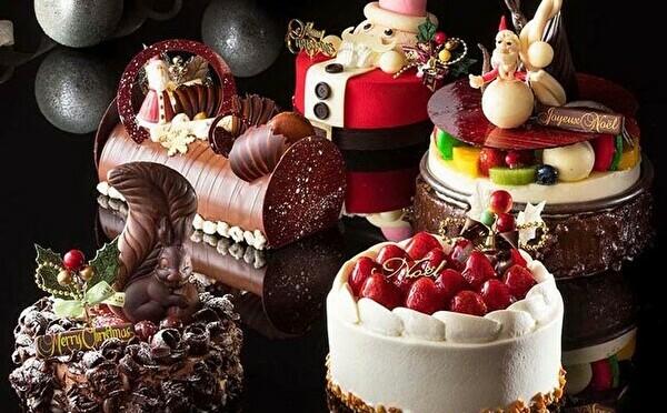 おうちクリスマスの主役が勢ぞろい♡横浜ベイホテル東急の大人かわいい新作クリスマスケーキを見逃さないで!