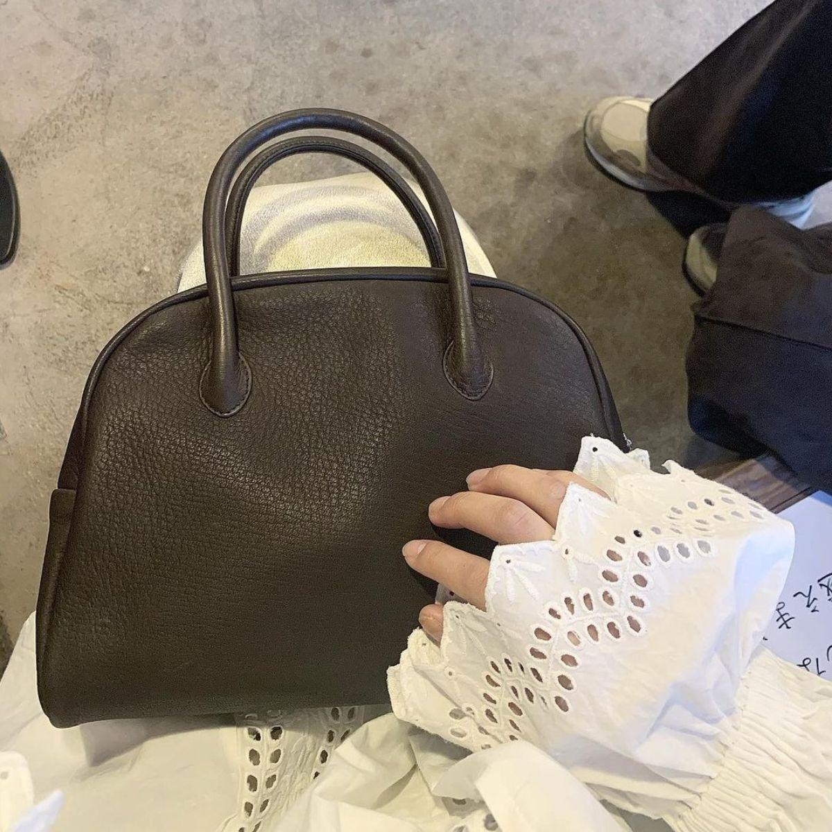 1つは持っておきたい一生もののバッグ。特別感溢れる「Aeta」のボストンは自慢したくなるかわいさです♡