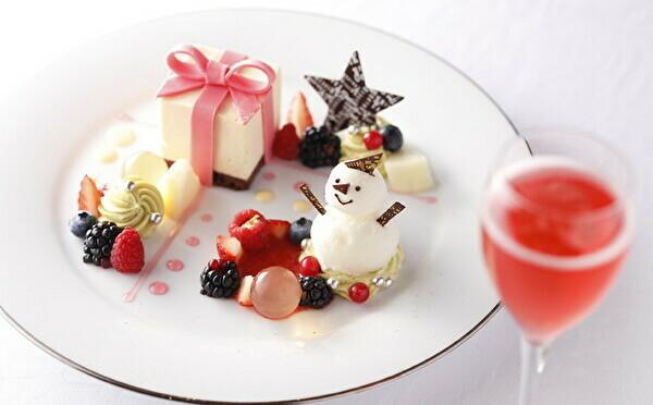 心躍るデザートはまさに「天使からのプレゼント」銀座・資生堂パーラーのクリスマスはご褒美感がいっぱいです♡
