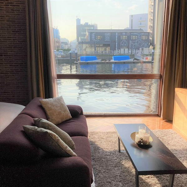 """""""海の上に泊まれる""""なんて夢みたい…♡キュンが止まらない船のホテル「PETALS TOKYO」が気になりすぎます"""