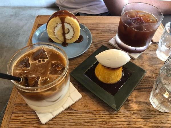 至高のプリンとロールケーキはここにありました…♡武蔵境のカフェ『NORIZ COFFEE』が要チェックなんです◎