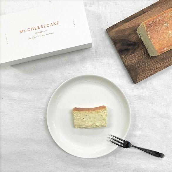 """ミスチの""""白トリュフチーズケーキ""""は芳醇な香りが贅沢すぎました…♡ 最高級フレーバーのお味を特別にご紹介♩"""