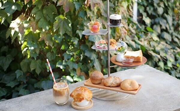 パン好きさんに朗報♩表参道の人気カフェ「パンとエスプレッソと」にアフタヌーンティーセットが初登場♡