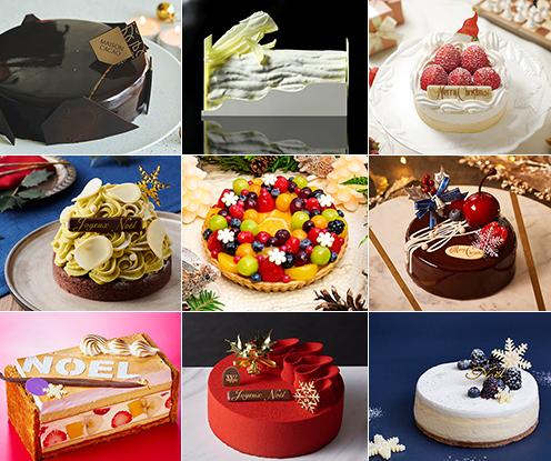 """今年こそ予約してみたい!""""税抜5000円以下""""で買える、2020年おすすめのクリスマスケーキをご紹介します♡"""