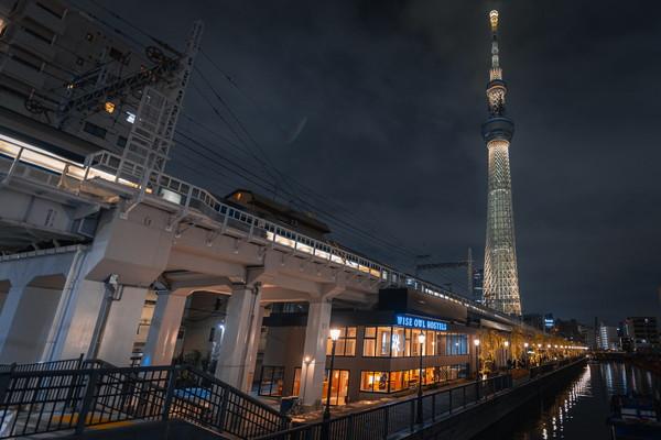 """ホテルに泊まるじゃなくて""""暮らす""""を始めてみない?「WISE OWL HOSTELS RIVER TOKYO」が来年1月開業"""