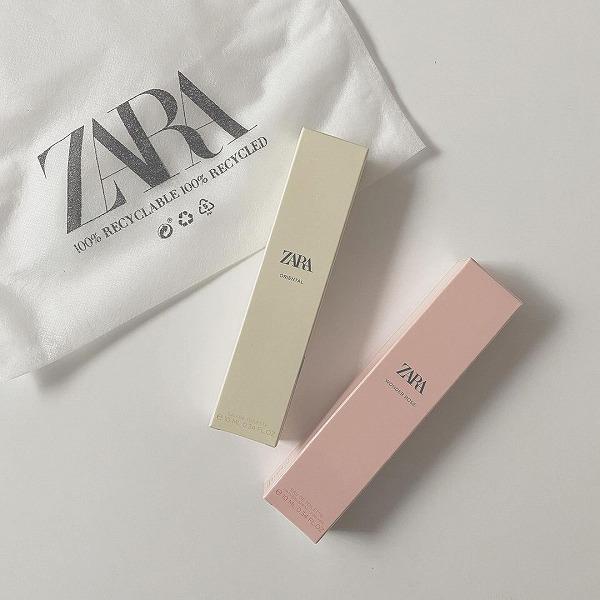 """ZARAの「オードトワレ」はセールで""""あわせ買い""""すべきアイテムNo.1。990円とは思えない香りに夢中です…"""