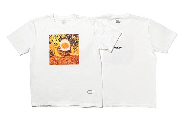"""これがカレーの新しい楽しみ方…⁉Tシャツブランド""""タンタン""""とカレーの名店によるコラボTシャツが気になります"""