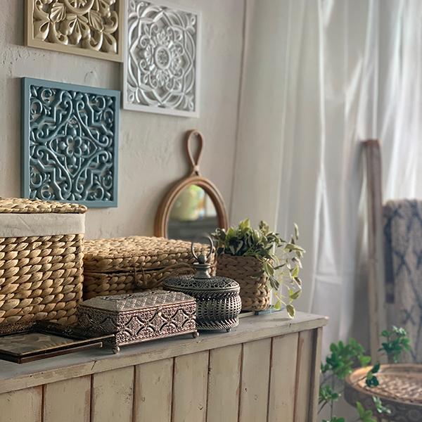 新年に気分が上がるお部屋作り。salut!から発売される『フレンチモロッカンスタイル』のアイテムが素敵です