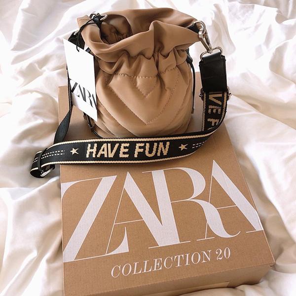 こんな「ミニバケットバッグ」もっと早くほしかった…!完売していたZARAの人気バッグが再入荷中です