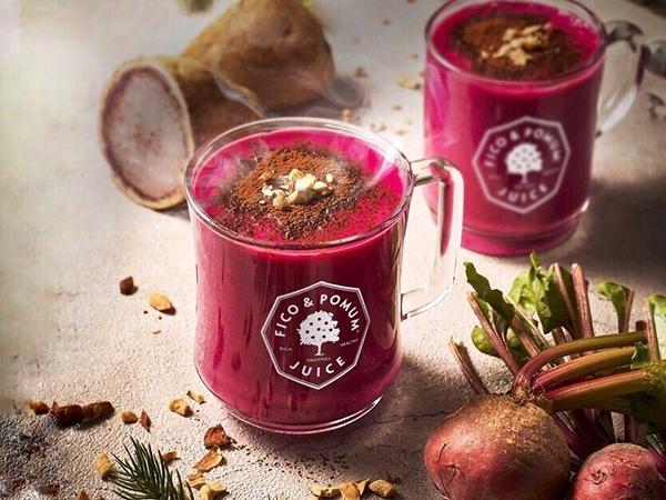 根菜の優しい甘さにほっこり。フィコ&ポムムで発売される冬季限定「紫芋とビーツの温活スムージー」が気になる