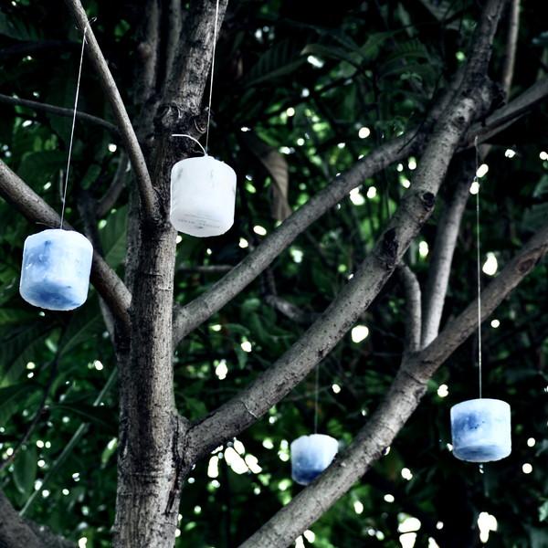 気に入ったキャンドルアートを自由に収穫!?代官山で「収穫できるキャンドルアート展」が12月22日からスタート