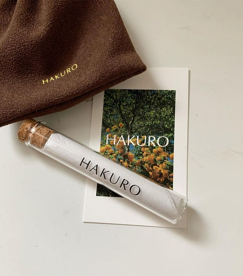 """""""金木犀""""マニアは買わずにはいられない。「HAKURO」のお香はQOLを上げてくれる最高のアイテムでした…。"""