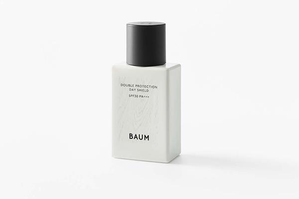 森の生命力をイメージした香り。「樹木との共生」をテーマにしたブランド「BAUM」から日やけ止め用乳液が登場