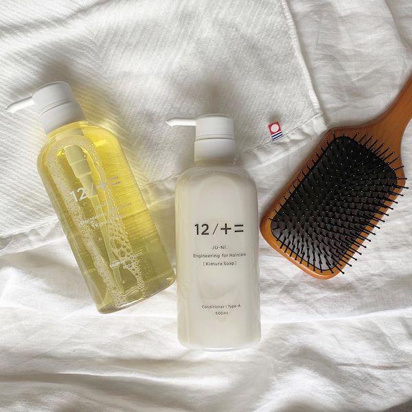 """""""本当に髪にいいシャンプー""""をやっと見つけた。木村石鹸の「12/JU-NI」なら髪の悩みを解決できるかも"""