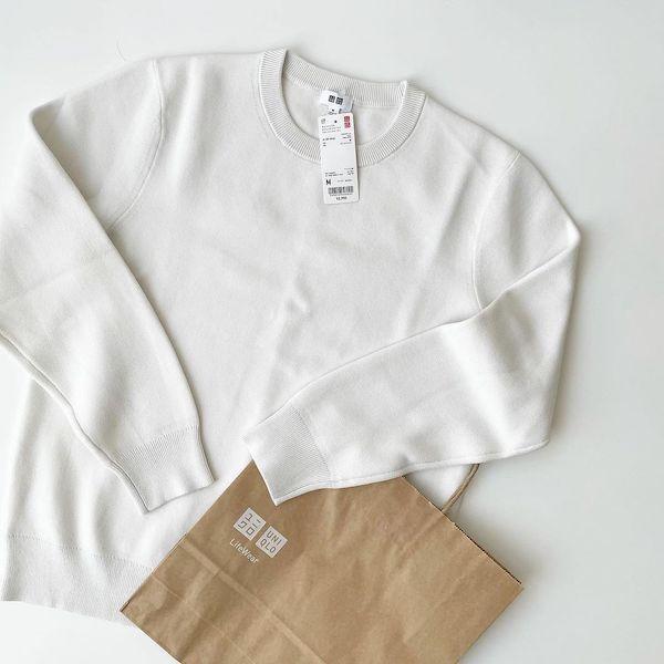 「ユニクロ史上最高」との声も。メンズ商品「ミラノリブクルーネックセーター」は文句なしの高見えアイテム