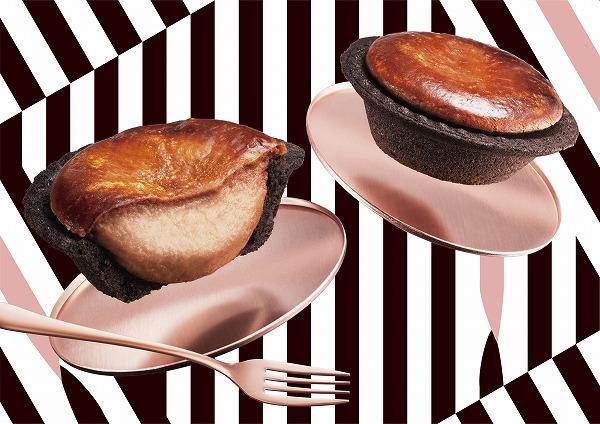 BAKE CHEESE TART×Mininalのコラボが実現!チョコとチーズの絶妙な組み合わせがやみつきになりそう…