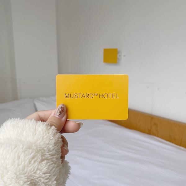 """渋谷の""""かくし味""""のような楽しいホテル。いま話題の「MUSTARD™ HOTEL」の魅力を探っちゃいます"""