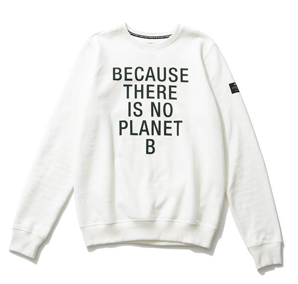 """""""第2の地球はないのだから""""というメッセージが印象的。サステナブルファッションブランドECOALFが気になる"""