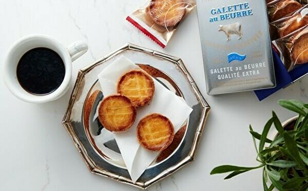 バターを楽しむ「ガレット オ ブール」が九州に初上陸!おうち時間を贅沢にする焼菓子をチェックしてみて