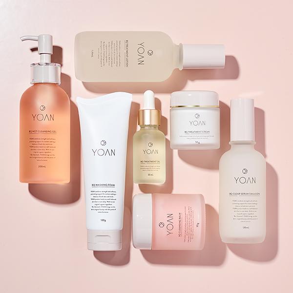 角質ケアと保湿ケアが同時に叶っちゃう⁉ 『ゆうこす』プロデュースのスキンケアブランド「YOAN」が誕生