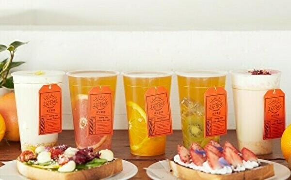 表参道のフルーツティー専門店「LaTREE」に春の台湾茶が仲間入り。希少な「台湾コーヒー」も気になります
