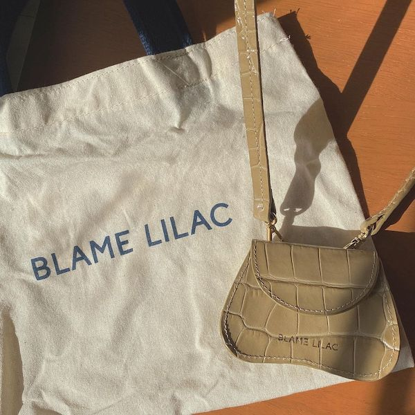 まるでアクセサリー?みたいなミニサイズにきゅん。スペイン発ブランド「BLAME LILAC」から目が離せません