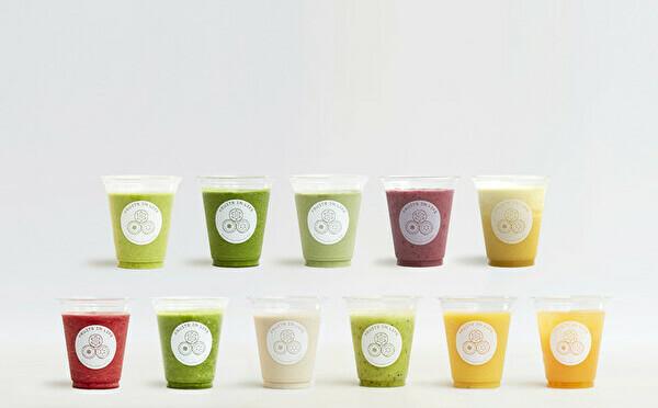 1日に必要なフルーツ200gを手軽に。果物専門店によるジュースバー&デリが東京ミッドタウンに3月登場!