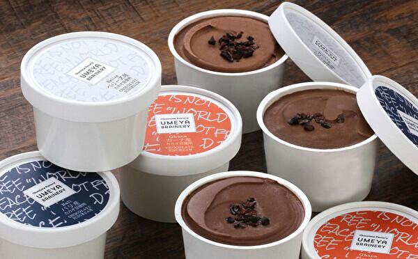 贅沢なチョコアイスの食べ比べセットが登場。福岡発Bean to Bar専門店のお取り寄せアイテムをチェック