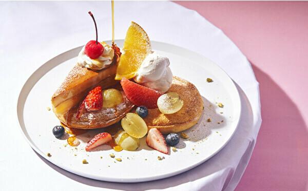 「なつかしくって新しい!」がテーマ。カフェ&ブックス ビブリオテークで春のデザートフェアが開催されます