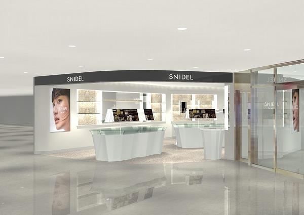 ついに「SNIDEL BEAUTY」のショップがオープン!今だけの店舗限定アイテムにも注目です
