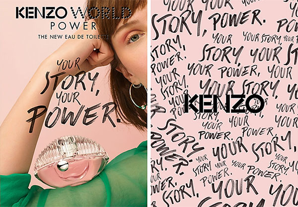 元の肌から香っているみたい。KENZOの新フレグランスは、あるがままの自分を包みこむような優しい香り
