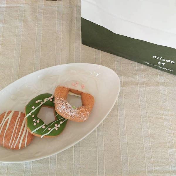 """""""抹茶 × 桜""""なんておいしいに決まってる。ミスドの「祇園辻利シリーズ」では春にぴったりな新作が勢揃い"""