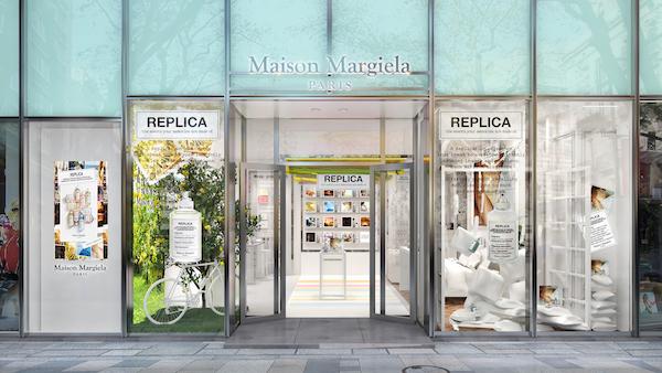 オリジナルラベルも作成できちゃう。日本初、メゾン マルジェラ「レプリカ」のポップアップが表参道で開催