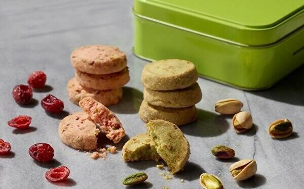 香ばしくほどけるクッキーのアソート。ピスタチオスイーツ専門店「PISTA&TOKYO」春の新作をチェック