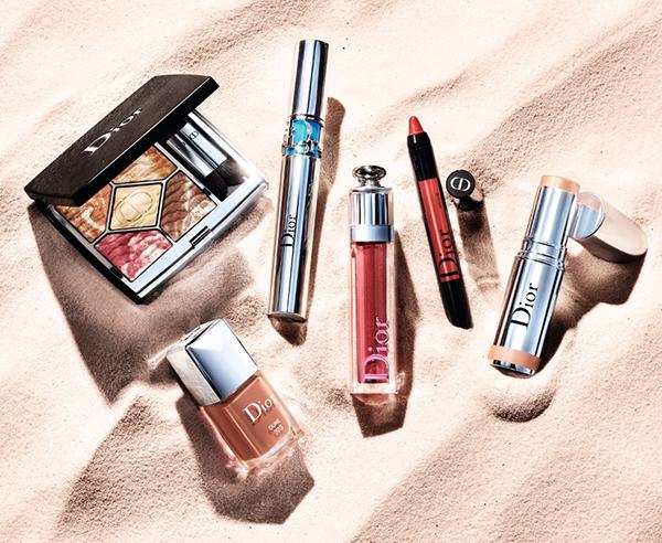 """Diorの""""サマー コレクション""""はアース カラーと輝く質感が印象的。人気のマキシマイザーにも限定色が登場"""