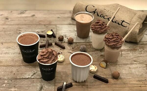 英国発・ホテルショコラが九州に初出店。カフェ併設のストアがアミュプラザ小倉に4月末オープンします