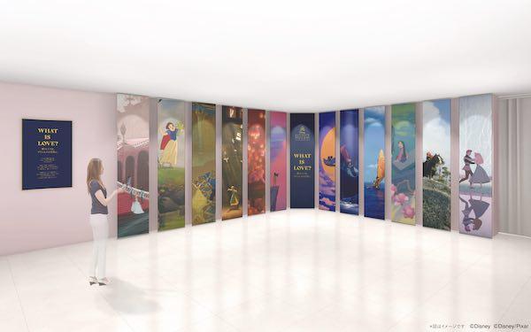 """「ディズニープリンセスの""""愛""""を五感で体験する展示会」ってなになに?6月の東京開催が今から待ちきれない!"""