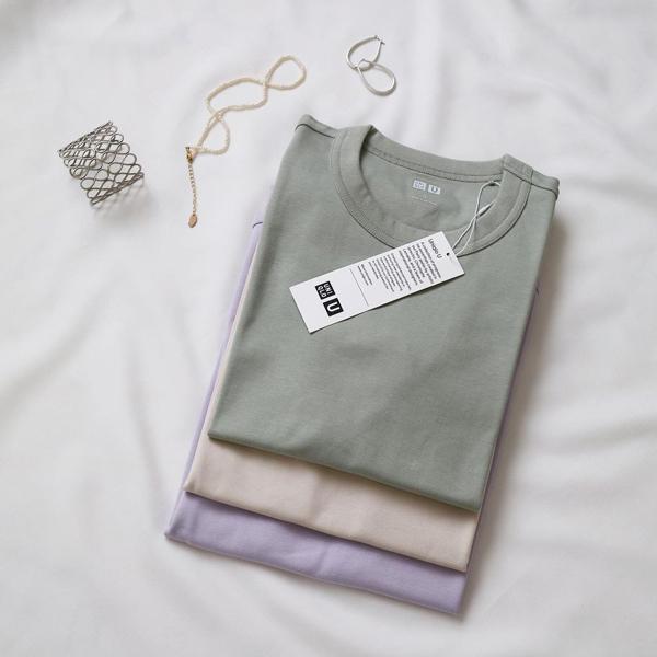 毎年追加したい神Tシャツ。ユニクロユーのクルーネックT、おしゃれさんの買い足しカラーはこれでした