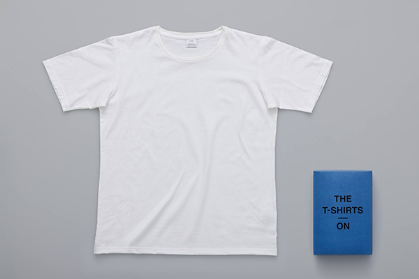 「THE」のTシャツシリーズがリニューアル。定番の白Tだからこそ、本当に良いモノを1着持っていたいんです