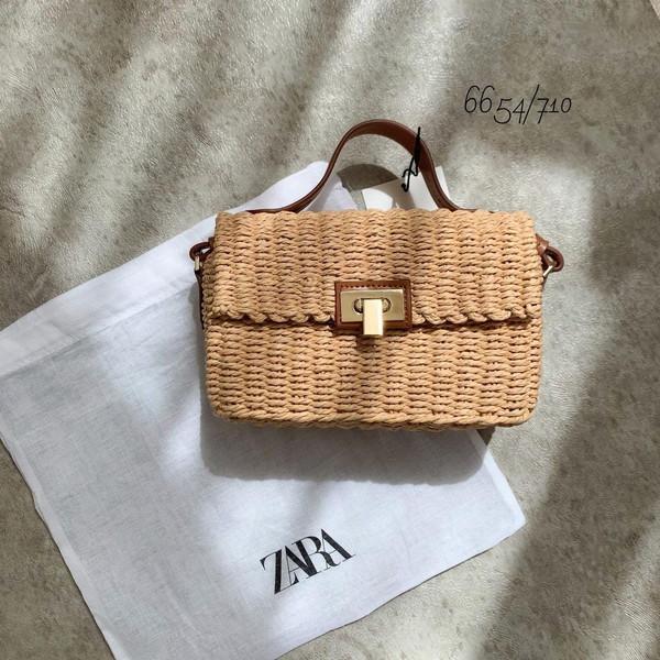 【ZARA】お出かけの気分が上がるミニバッグが欲しいのっ!見た目に恋しちゃう春夏に持ちたいバッグ5選
