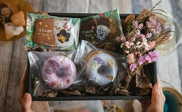 お花スイーツ×ブーケで感謝の気持ちをお届け。母の日ギフトの予約受付が「gmgm」オンラインでスタート