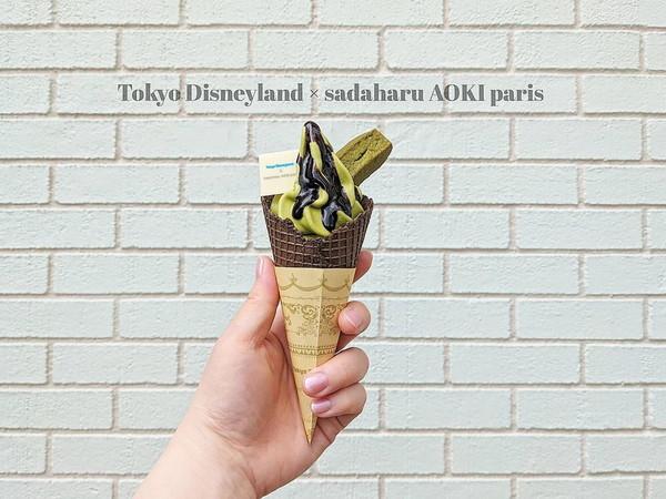 ディズニー行きたい欲が爆上がり…!東京ディズニーランド×サダハルアオキの夢コラボスイーツがたまりません