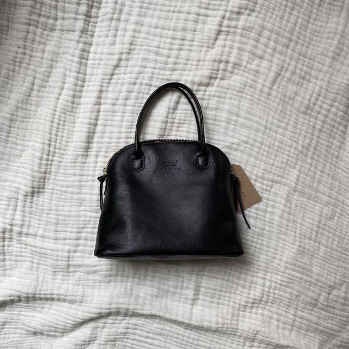 これぞ私の欲しかった「ボストンバッグ」。シンプルで上質なTIDEWAYのバッグは新生活でも大活躍の予感です