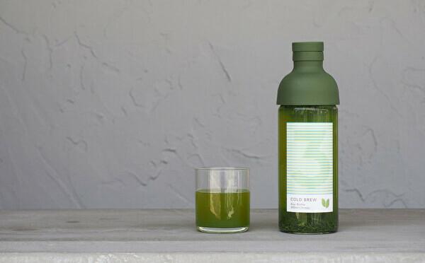 エコで便利な「朝ボトル」もスタート。日本茶が手軽に楽しめちゃう「mirume 深緑茶房」が名古屋にOPEN