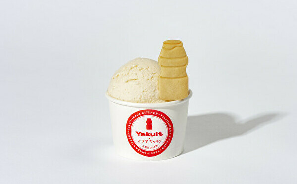 おなじみのドリンクがアイスクリームに。渋谷109のイマダキッチンに「ヤクルトのアイス屋さん」がOPENです