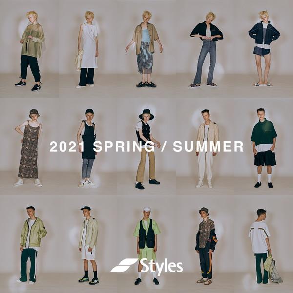 ファッションがもっと好きになりそう。代官山のセレクトショップStylesが提案する最新スタイリングは必見です